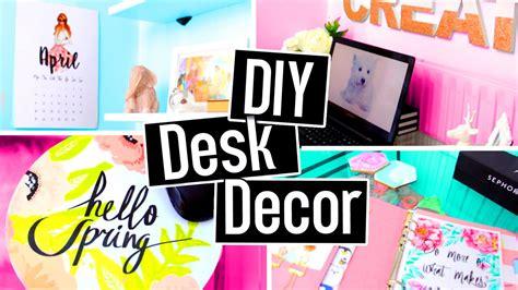 cool diy desk decor cool desk decor diy room design decor best on desk
