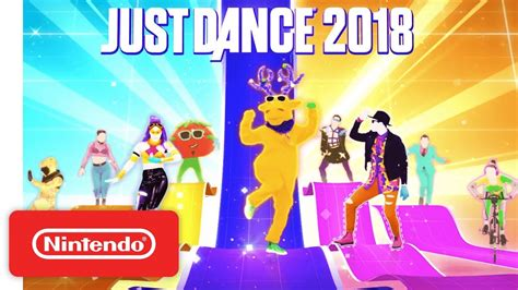 Switch Just 2018 nintendo switch la d 233 mo de just 2018 pr 233 sente sur