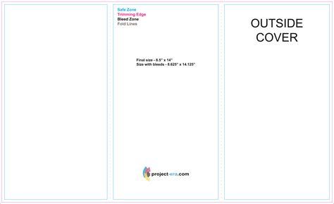 free tri fold brochure templates microsoft word best and