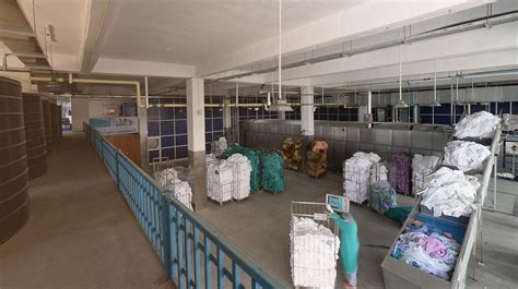 design of laundry in hospital shubhram hospital linen management