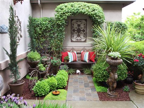 courtyard ideas cozy intimate courtyards outdoor spaces patio ideas decks gardens hgtv