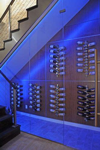 wine cellar lighting ideas p wine cellar under stairs with led lighting led
