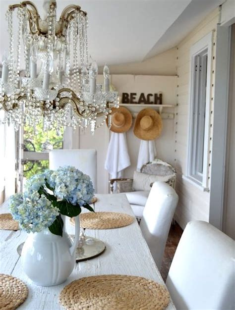 beach chic home decor shabby chic beach cottage on casey key florida beach