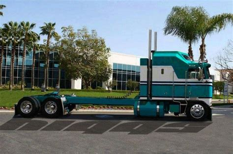 kenworth aerodyne truck the aerodyne the cabover model from kenworth big rigs
