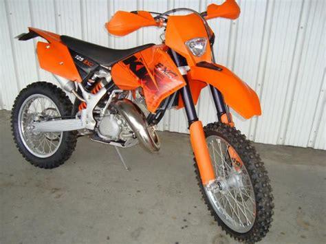 2006 Ktm 125sx 2006 Ktm 125 Exc Moto Zombdrive