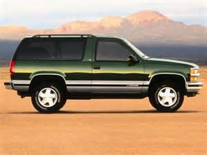 1999 chevrolet tahoe specs pictures trims colors