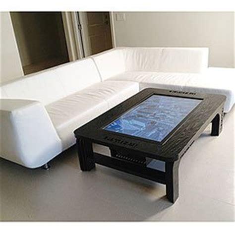 coffee table touch screen coffee table touchscreen computer unizmos