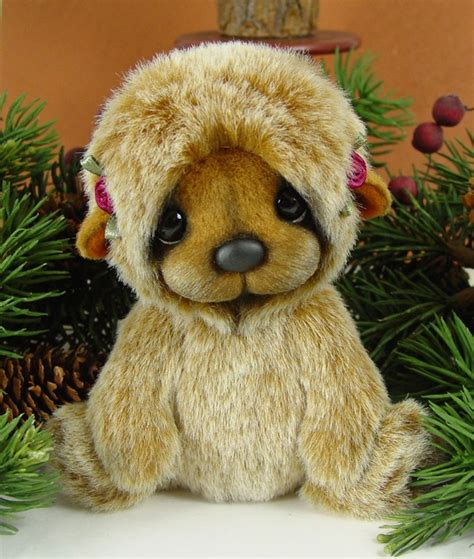 Boneka Teddy Doll Boneka Brand Lembut 764 curated mohair tear bears ideas by nancy newell puppy patterns and paper