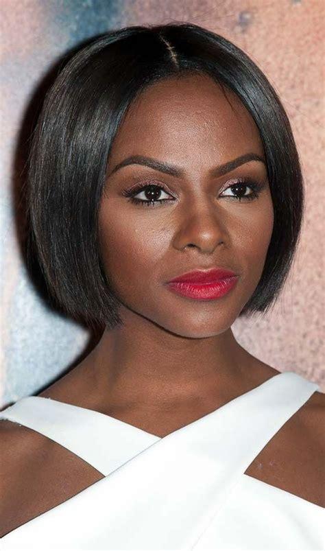 15 best ideas of short hairstyles for black round faces 45 groovy short bob hairstyles ideas for black women