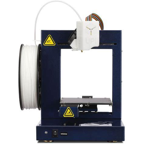 Printer 3d Up Plus tiertime up plus 2 3d printer blue 3dp144dblue b h photo