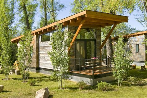 free tiny house plans free green modern cabin floor plan this tiny wedge cabin looks great and has a place for