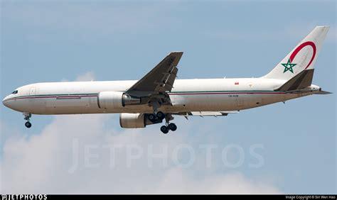 cn row boeing 767 343 er bcf royal air maroc cargo wen hao jetphotos