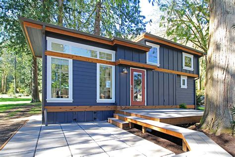 micro living homes salish by west coast homes tiny living