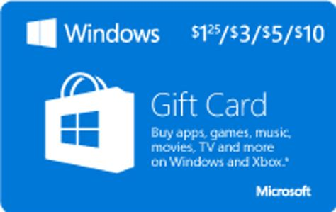 Microsoft 25 Gift Card Windows Store - windows store gift card code decorating microsoft windows store gift card 10 value