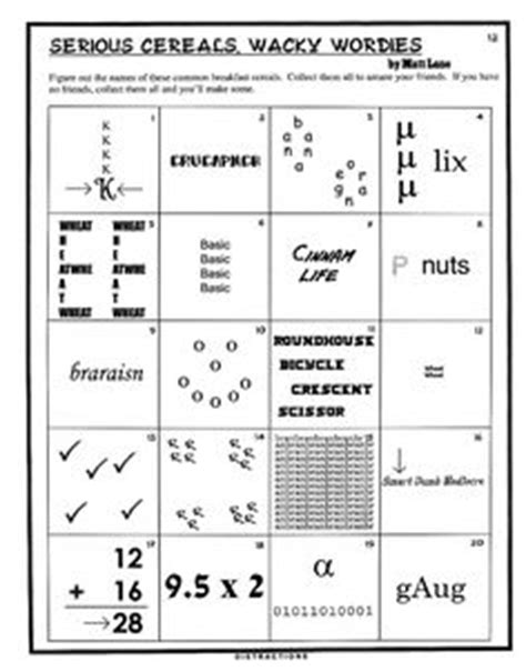 printable games for your brain 1000 images about logic brain teasers on pinterest
