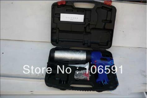 Silicone Gun Tebal Soligen electric cordless protable glass caulking silicone monotube rechargeable electric glue gun