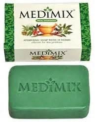 Sabun Medimix Ayurvedic Bath Soap 18 Herbs bath cleansers soaps