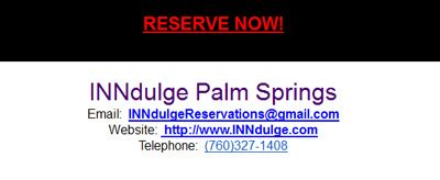 palm springs hotels with kitchens