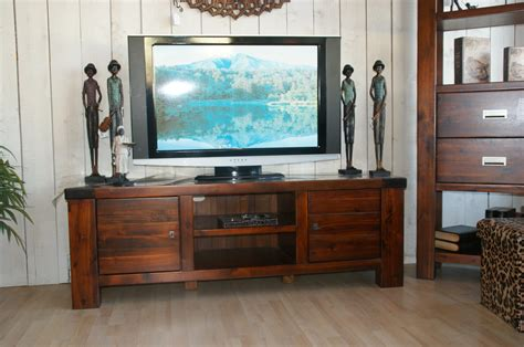 Meuble Tv Colonial by Meuble Tv Bas Style Colonial Solutions Pour La