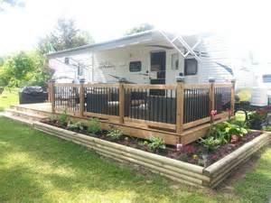 s deck now thats s deck cing ideas gardens
