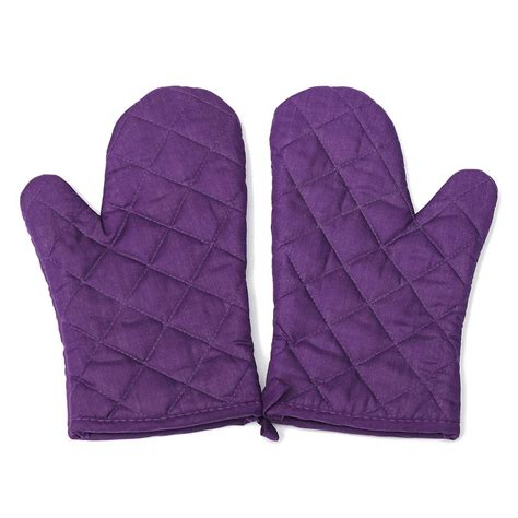 heat resistant l holder kitchen heat resistant cotton oven glove pot holder baking