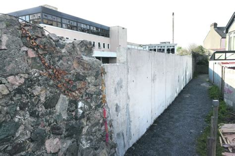 galway planners order painting of grim boundary wall galway news