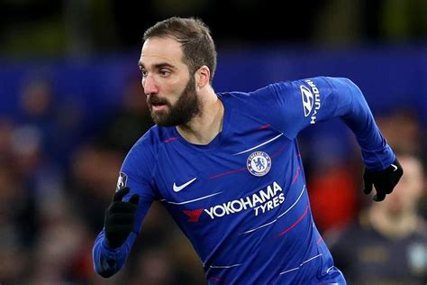 epl chelsea ready  terminate higuain deal daily post