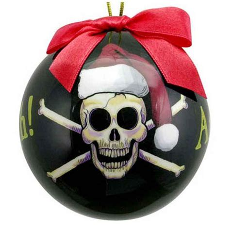 buy argh pirate ball christmas tree ornament models boats