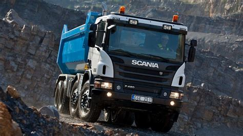 scania workhorses just for us the advertiser