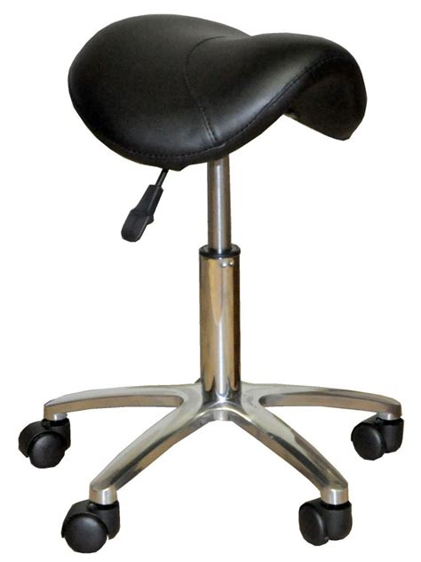 Black Saddle Stool by Salon Equipment Compact Waxing Heater Kit Buy