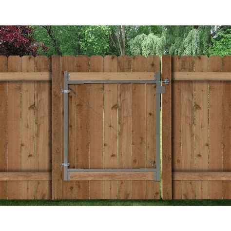 door edge mount two way swinging door hinges adjust a gate consumer series 36 in 72 in wide steel