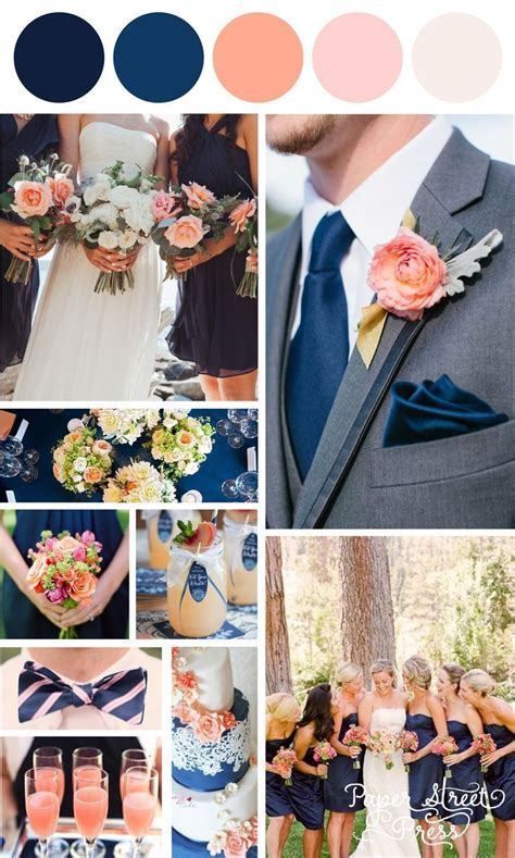 450 best Spring: Wedding Color Schemes images on Pinterest