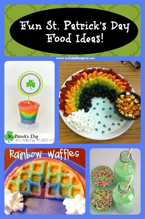 s day kid friendly cooking with thursday st patrick s day style