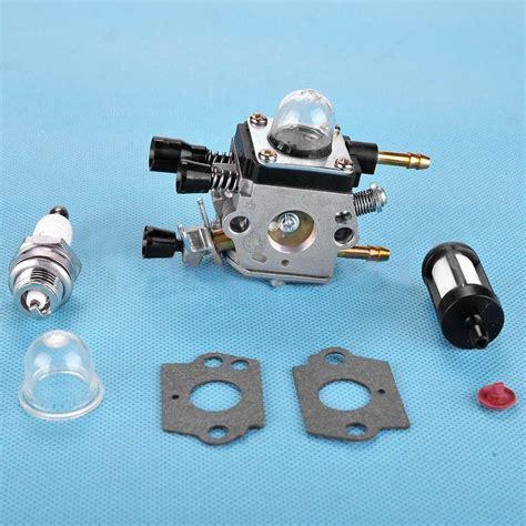 Sh55 Best Seller Pita Sandal carburetor carb primer bulb fuel filter fit for stihl bg55 bg65 bg85 sh55 zama ebay