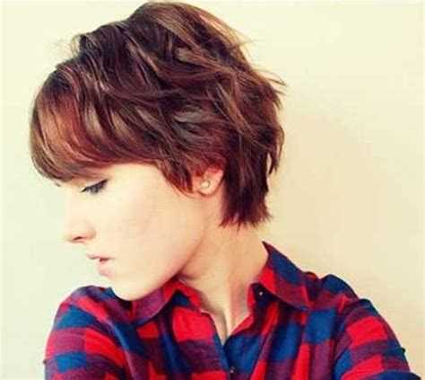 hair cuts for slightly wavy hair for women 30 short haircuts for wavy hairs short hairstyles