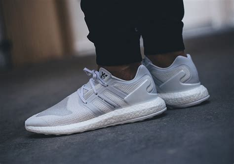adidas y3 pure boost adidas y 3 pure boost triple white sneaker bar detroit