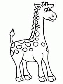 baby giraffe coloring pages az coloring pages