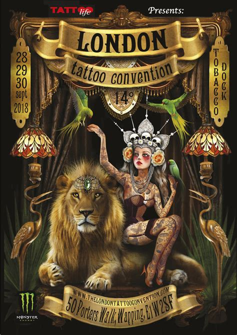 tattoo convention tickets events the international london tattoo convention 2018