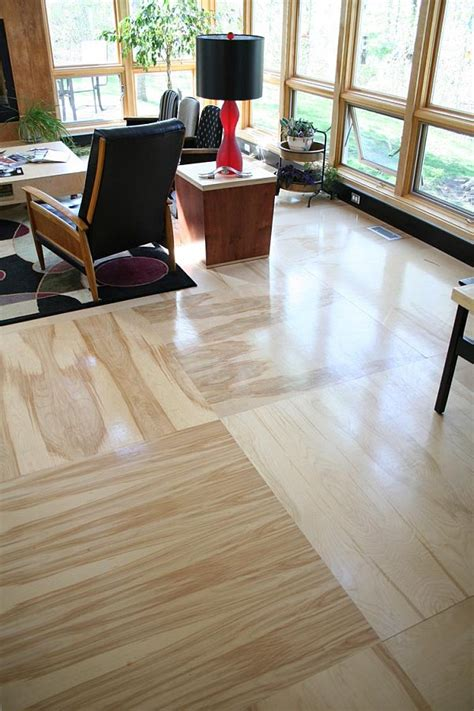 Plywood Floors Diy by Plywood Flooring Four Step Plan To Affordable Flooring