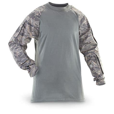 Hoodie Resleting Navy Abu Tru Spec 174 Abu Nyco Twill Combat Shirt Abu Camo 582906