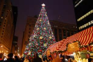 get the most out of a chicago christmas season