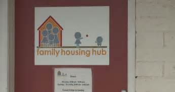 hub housing family housing hub making impact on family homelessness problem