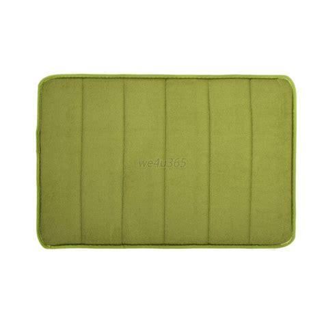 Bath And Shower Mats memory foam bath mat absorbent non slip bath mat pad