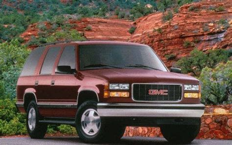 how to learn about cars 1999 gmc yukon on board diagnostic system used 1999 gmc yukon for sale pricing features edmunds