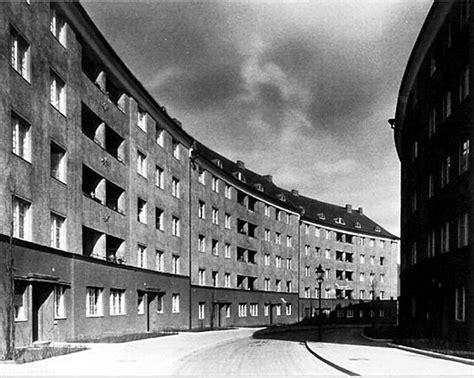 Architektur In Den 20er Jahren by Bildergalerie Zu Wiederer 246 Ffnung 20er Jahre Siedlung