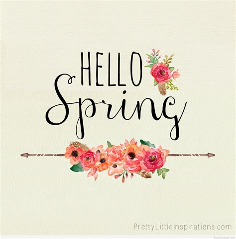 spring themes quotes hello spring quotes www pixshark com images galleries