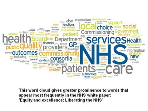 nhs powerpoint template equity and excellence liberating the nhs the
