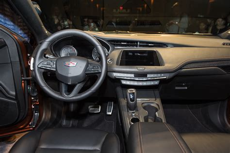 2019 cadillac interior all new 2019 cadillac xt4 revealed in new york gm authority