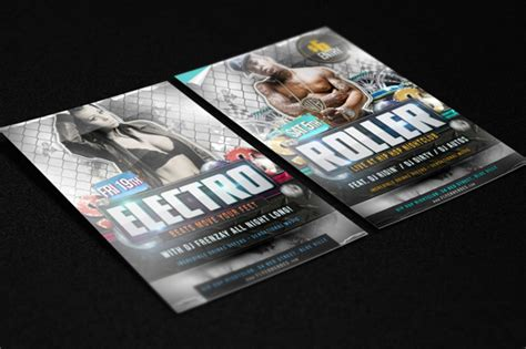 flyer mockup template free free psd flyer mock up templates by carlos viloria