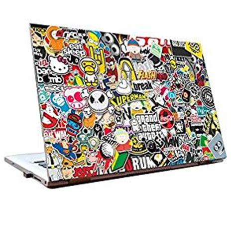 Xps 15 Aufkleber by Junkyard Laptop Skins 15 6 Inch Stickers Hd Quality